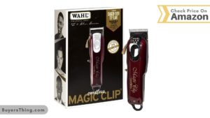 2. Wahl Professional 5-Star Cord/Cordless Magic Clipper