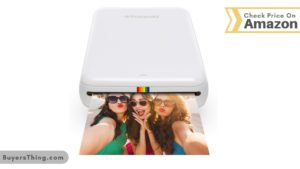 Image of three girls printed by Mini Printer Best Portable Printers
