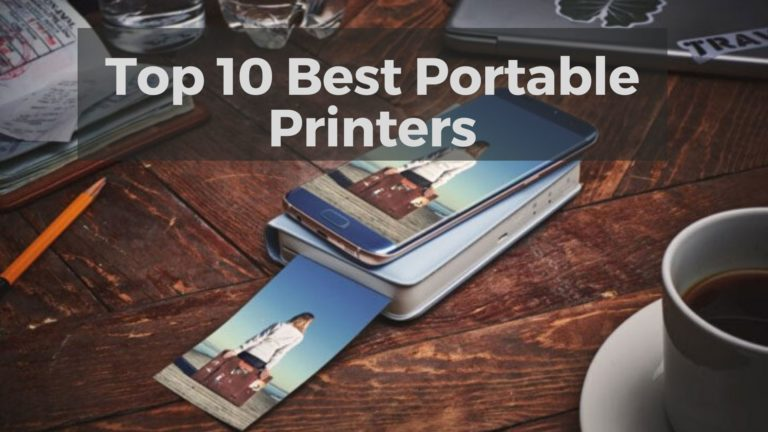 Best Portable Printers (Review) In 2020