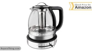 electric glass tea maker