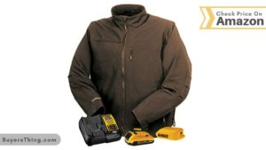 best heated jackets DEWALT DCHJ060A Heated Soft Shell Jacket